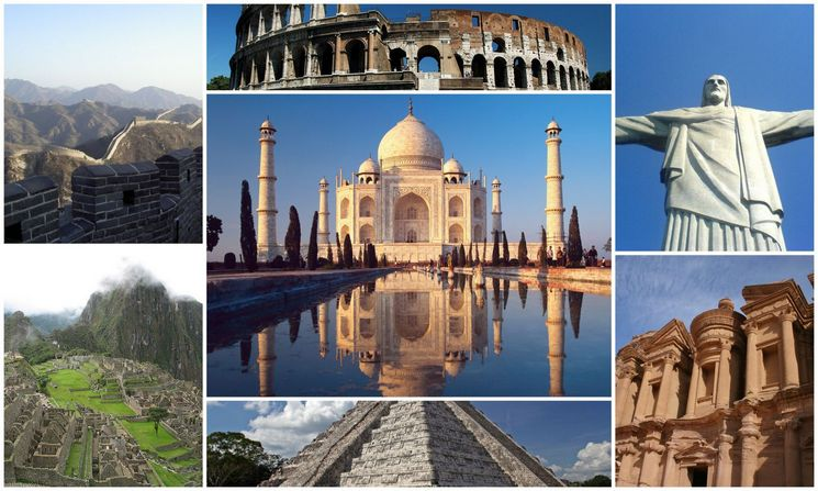 7wonders of world